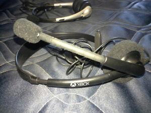 XBox Headset w Mic