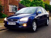 IMMACULATE FORD FOCUS GHIA AUTOMATIC 1.6 FULL MAIN DEALER SERVICE HISTORY 3 MONTHS WARRANTY INC