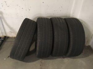 4 Goodyear Wrangler Tires