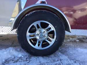 2017 Canadian Trailer Company 7x12 V-Nose Pewter and Red Cambridge Kitchener Area image 3