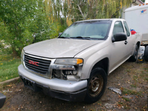 2005 GMC Canyon Pickup Truck for Parts or Repair