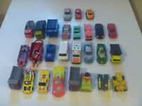27 Assorted Toy Cars