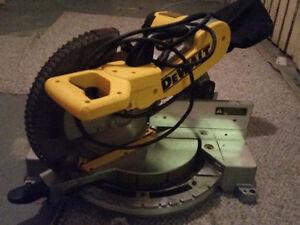 Dewalt chop saw for xbox or cash