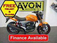 Keeway RKV 125 Naked Sports Sportsbike Streetbike Street Bike