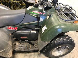 1997 Kawasaki KVF 400 4x4