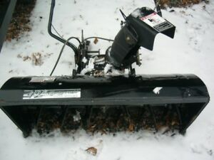 mtd 42inch snowblower