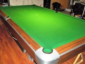 5 x 10 Snooker Table