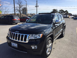 2012 Jeep Grand Cherokee Limited SUV, Crossover