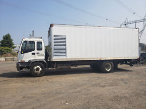 SPRAY FOAM INSULATION COATINGS TRUCK/RIG FOR SALE 2009 GMC T7500