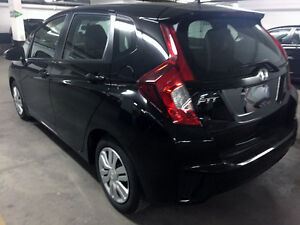 Lease take over 2015 Honda Fit Hatchback
