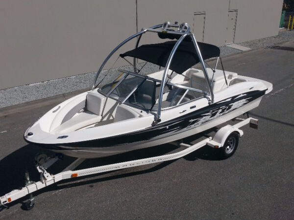 Used 2010 Bayliner 185 Flight