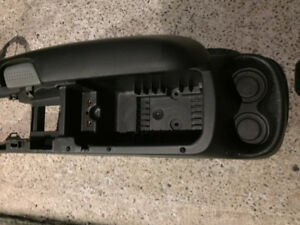 Lower Center Console 1997-2002 Camaro Firebird Formula Trans Am