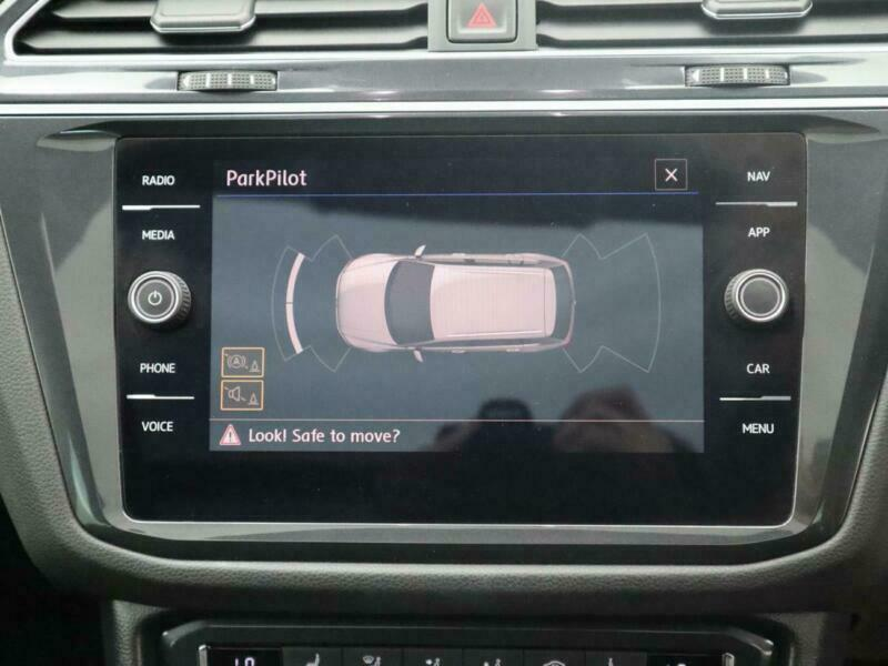 2017 Volkswagen Tiguan 2.0 TDi 150 SEL 5dr DSG - SUV 5 Seats SUV Diesel Automati