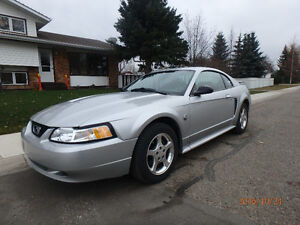 2004 Ford Mustang 40thAnniversary Edition Coupe (2 door)