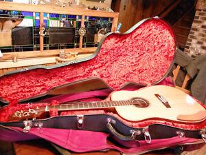 Beneteau 6 String (1994), Calton Case, Fishman pickup & blender
