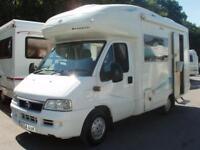 2004 Avondale 5-CSX 4 Berth Motorhome 2.8 Diesel