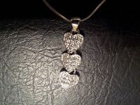 """Beautiful """"Journey of Life"""" necklace & earrings set"""