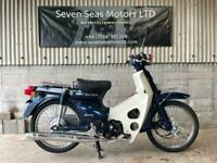2008 JDM fuel injected Honda C50 from Japan