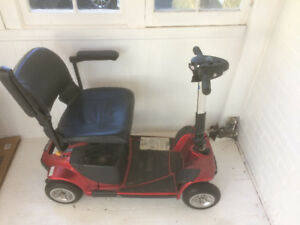 Pride Mobility Scooter Good Condition