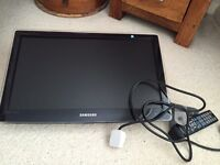 Samsung freeview TV