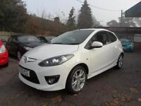 10 (10) MAZDA 2 1.5 SPORT 3DR ONE PREVIOUS OWNER, 45,700 MILES WITH