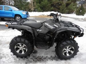 2008 YAMAHA GRIZZLY 700 SPEC-EDITION EPS EFI ITP TIRES/RIMS MINT