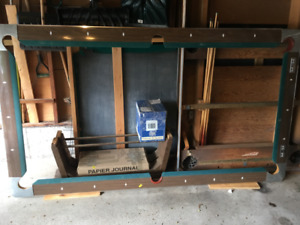 Professionally Disassembled Pool Table For Sale