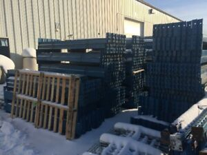 New and Used Heavy Duty Pallet Racking