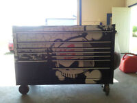 Snap-On tool box and tools for sale.