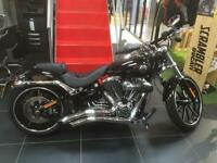 Harley-Davidson FXSB 103 BREAKOUT 1690 SCREAMING EAGLE TUNED