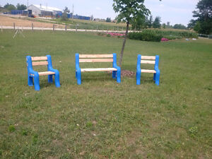Poly Plastic benches Kitchener / Waterloo Kitchener Area image 1