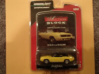 Greenlight Collectibles - AUCTION BLOCK - 1970 PLYMOUTH 'CUDA