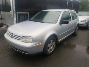 Volkswagen golf 2.0L 1999 automatic