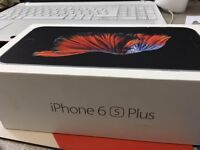 Apple iPhone 6S plus 16GB BrandNew condition with Apple warranty