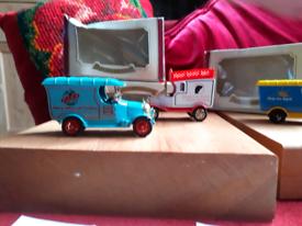 Oxford Die cast replica vehicles