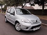 IMMACULATE 2009 CITROEN C3 1.4 HDI AIRDREAM+ 5DR WARRANTED LOW MILEAGE