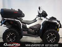 2014 Can-Am OUTLANDER MAX 1000 LTD 61,42$/SEMAINE