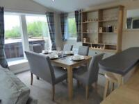 Brand new lodges for sale 2 or 3 bed Isle of Wight