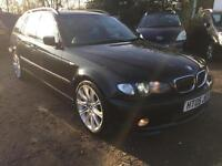 2005 BMW 330 3.0i AUTO Sport Touring Full Service History 12 Months Mot 1 Owner