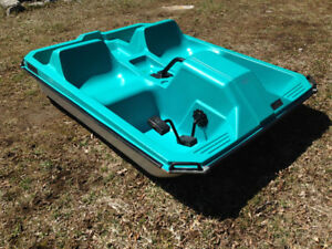 2 person contour paddle boat