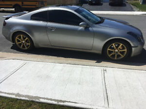 INSPECTED!!2003 G35 Coupe Modified!!!