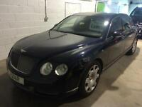 Bentley Continental 6.0 auto Flying Spur 2005 05 Reg 4 Dr Saloon