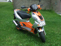 Scooter Kymco Super 9 2008