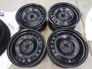 Ford 16 inch Rims with Sensors
