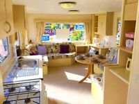 REDUCED STATIC CARAVAN FOR SALE, NR GREAT YARMOUTH, NORFOLK, NOT ESSEX