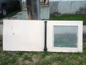 Free Exterior Door-Good for cabin or shed