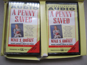 AUDIO BOOK ON CASETTE TAPE A PENNY SAVED TEACHING YOUR CHILDREN