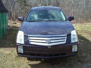 2006 Cadillac SRX SUV, Crossover, needs timing chain.tires.