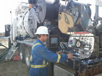 A1 Driver with clean abstract 12 yrs oilfield