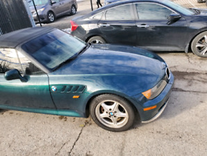 IMMACULATE CONDITION BMW Z3 1996 1.9L CERTIFIED..............